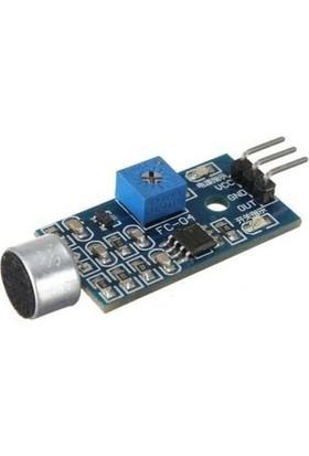 Maker Ses Sensör Kartı - Mikrofon Sensörü