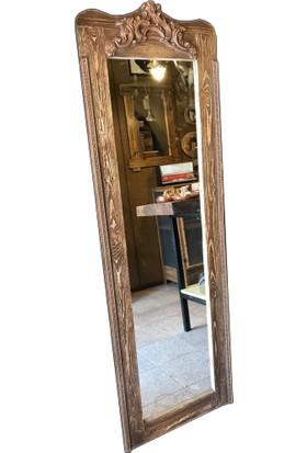 Arasa Tahtacı Atölyesi Rustik Boy Aynası