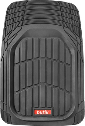 Burak Oto Aksesuar Ford C-Max 2003-2010 Uyumlu Havuzlu Kauçuk Paspas Takımı