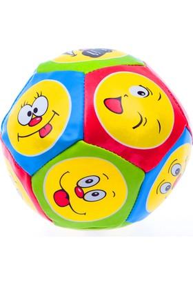 Kayyum Oyuncak Yumuşak Çıngıraklı Top Yumuşak