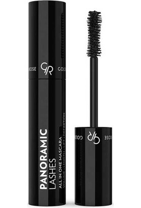 Golden Rose Panoromic Lashes All İn One Mascara Volume Length Lift Definition