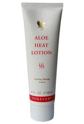 Forever Aloe Heat Lotion 118 ml