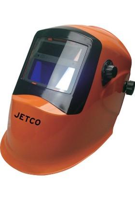 Jetco Colormatic Kaynak Maskesi Otomatik Kararan Kolormatik Maske