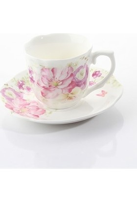 Cvs Dn 41128 Porselen Türk Kahve Takımı (Dn 41128)