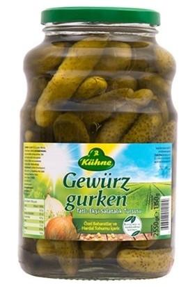 Kühne Gewurgurken Tatlı-Ekşi Salatalık Turşusu, 2650 ml