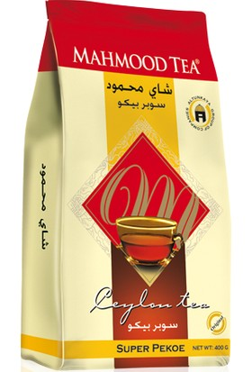Mahmood Tea Siyah Seylan Çayı Ceylon 400 gr