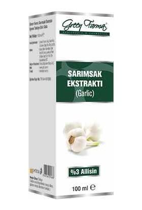 Green Farma Sarımsak Ekstraktı (Garlic)
