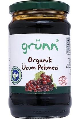 Grünn Organik Üzüm Pekmezi, 850gr