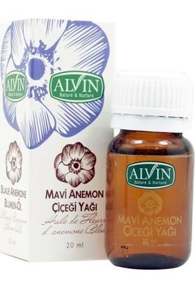 Alvin Mavi Anemon Çiçeği 20ml