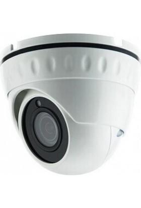 Opax Sony Exmor Starvıs - 2048X1536 Lens H.264 H.265 Sesli Ip Dome Kamera