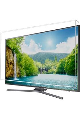 Etiasglass Samsung 55Nu7300 Curved Tv Ekran Koruyucu