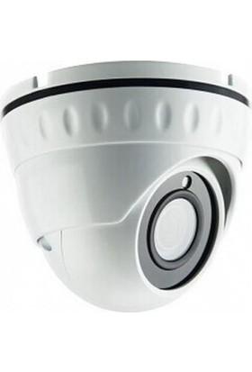 Opax sabit Lens Poe, Sd Kart Ip66 4Mp Metal Kasa Ip Dome Kamera