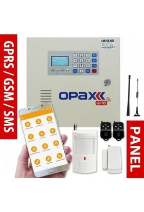 Gprs/Gsm/Sms Özellikli Kablolu & Kablosuz Alarm Paneli