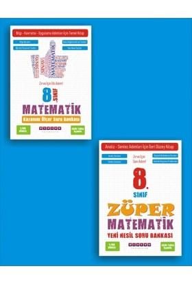 Platon Lgs Matematik Soru Bankası Seti - Kazanım Ölçer Ve Züper Matematik