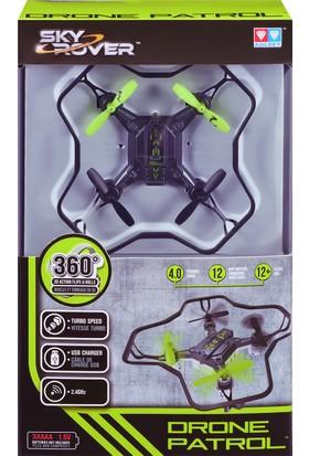 Sky Rover Drone Patrol Instructions - Drone HD Wallpaper Regimage Org
