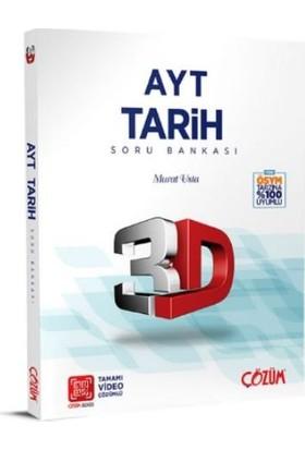 Çözüm Yayınları AYT 3D Tarih Soru Bankası - Murat Usta