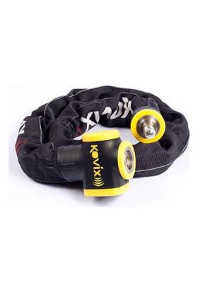 Kovix Kcl10-150 Alarmli Zincir Kilit