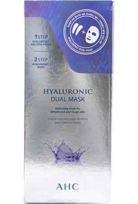 AHC – Hyaluronik Göz ve Yüz Maskesi