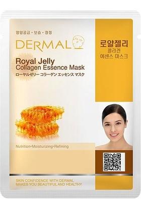 Dermal Royal Jelly Besleyici Nemlendirici Arındırıcı Maske