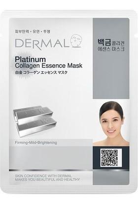 Dermal Platinum Sıkılaştırıcı Yumuşatıcı Parlaklaştırıcı Maske