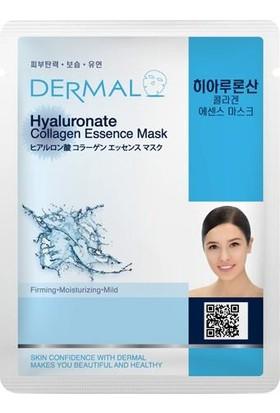 Dermal Hyaluronate Sıkılaştırıcı Nemlendirici Yumuşatıcı Maske