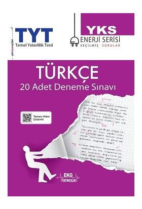 EKG TYT Türkçe Deneme Sınavı 2019