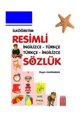 Ata Yayıncılık İngilizce Türkçe Resimli Sözlük