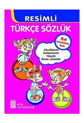 Ata Yayıncılık Türkçe Resimli Sözlük