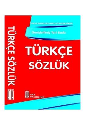 Ata Yayıncılık Türkçe Sözlük