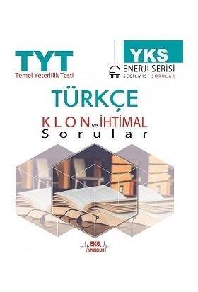 EKG Yayıncılık TYT Türkçe Klon ve İhtimal Sorular