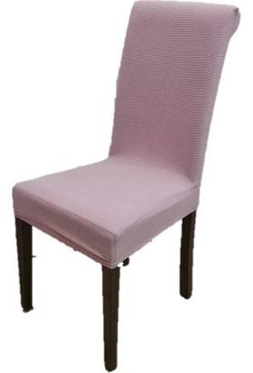 Ennor Bamboo Kumaş Sandalye Kılıfı / Likralı / Ennor