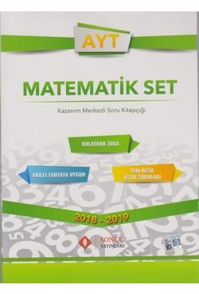 Sonuç Yayınları AYT Matematik Modüler Set