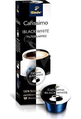 Tchibo Cafissimo Black White Kapsül Kahve 10 Adet Kapsül