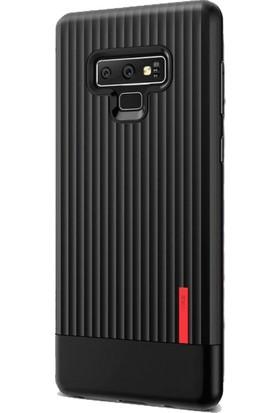 VRS Design Galaxy Note 9 Single Fit Label Kılıf Siyah