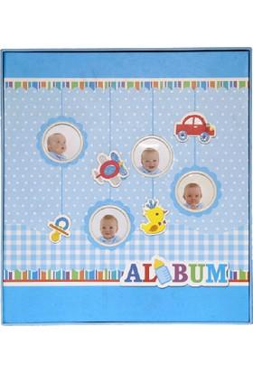 Acr 180'lik 10 x 15 cm Bebek Fotoğraf Albümü -6360-3