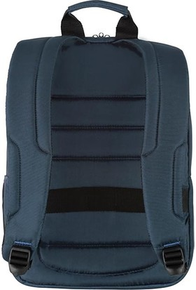 "Samsonite Guard IT 14.1"" 2.0 Mavi Notebook Sırt Çantası CM5-01-005"