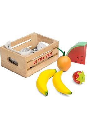 Le Toy Van Meyve Kasası Evcilik Oyuncağı