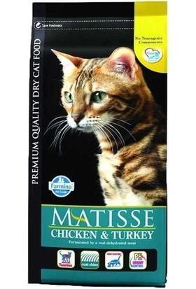 Farmina Matisse Hindili Sebzeli Yetişkin Kedi Maması 1,5 kg