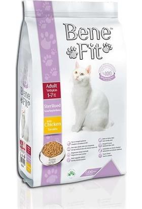 Benefit Tavuklu Kısırlaştırılmış Kedi Maması 12 kg