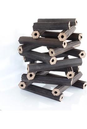 Vadi Orman Şömine Odunu Preslenmiş Uzun Ömürlü 20 Kg