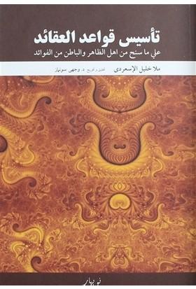 Tesisul Qewaid El Eqaid