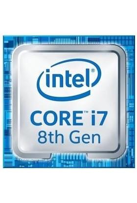 Intel Core i7 8700 3.20GHz 12M 1151p-V.2 Tray Fansız İşlemci