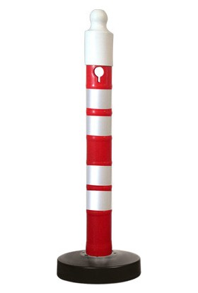 Dubalı Uyarı Dikmesi (KAUÇUK TABANLI) UT6002