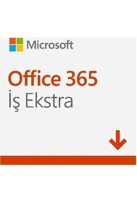Microsoft Office 365 İş Ekstra İngilizce-Türkçe Elektronik Lisans 1 Yıl KLQ-00212