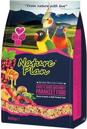 Nature Plan Paraket Yemi 800 gr