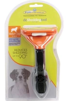 Furminator Longr Hair Uzun Tüylü Köpek Tarağı Medium 14,5X6,5 cm