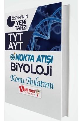 Dahi Adam Tyt Ayt Nokta Atışı Biyoloji Konu Anlatımı-Yeni