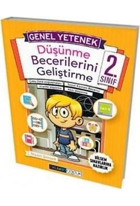 Okuyan Çocuk Yayınları Genel Yetenek 2.Sınıf Düşünme Becerileri Bilsem Hazırlık