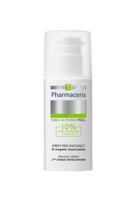 Pharma-Ceris %10 Mandelik Asitli Gece Kremi 2. Derece Soyma Sebo Almond Peel