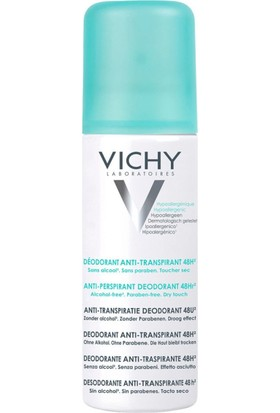 Vichy Anti-Transpirant Aerosol Deodorant 125 ml